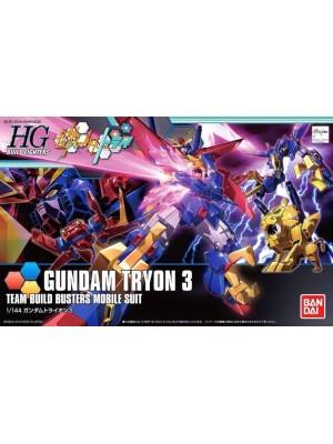 Bandai HG 1/144 Gundam Tryon 3 4543112967077