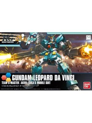 Bandai HG 1/144 Gundam Leopard Da Vinci 4543112967183