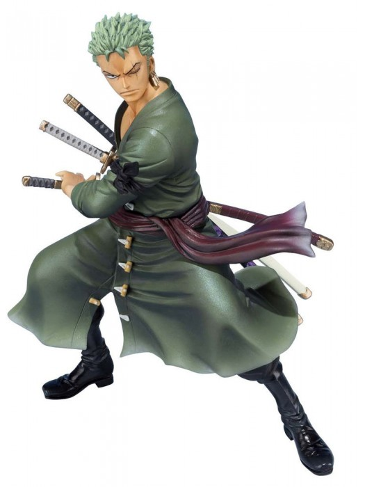 Bandai Tamashii Nations Roronoa Zoro 5th Anniversary Edition