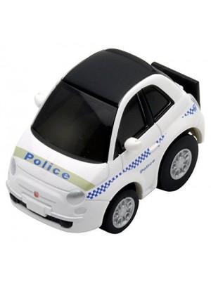 CQ CHORO Q ZERO Z-29C FLAT 500C POLICE CAR