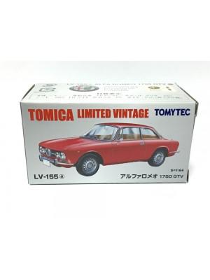 TOMYTEC TOMICA LIMITED VINTAGE ALFA ROMEO 1750 LV-155A 4543736277446