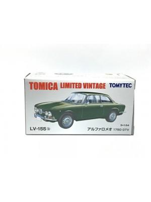 TOMYTEC TOMICA LIMITED VINTAGE ALFA ROMEO 1750 LV-155B 4543736277453