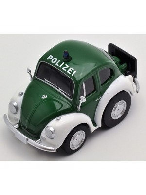 Choro Q zero Z-31c VW Type I Police Car 4543736277781
