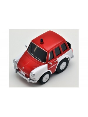 Choro Q zero Z-32c VW Type III Valiant Fire Command Car 4543736277828