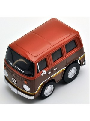 Choro Q zero Z-35c VW Microbus Champagne Edition II Brown 4543736277880