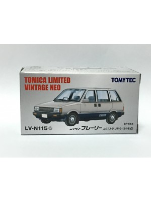 TOMYTEC TOMICA LIMITED VINTAGE NEO NISSAN PRAIRIE EXTRA JW-G 4543736278344
