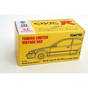 TL TOMYTEC TLV-CIVIC TYPE R 99 YELLOW (香港限定)