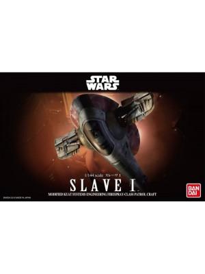 Bandai Star Wars 1/144 Slave I 4549660006381