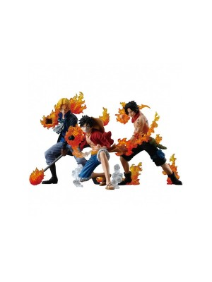 One Piece  ATTACK STYLING -Three Brothers of Flame