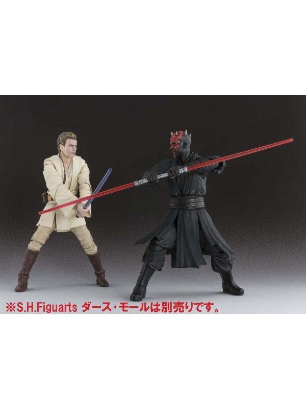 BANDAI S.H.FIGUARTS STAR WARS OBI-WAN KENOBI Episode I 4549660018476