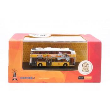 手塚治虫 TEZUKA OSAMU Debut 70 OXFORD BUS 巴士 4897077240011