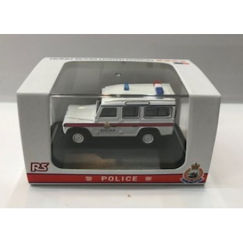 76DEF016HH1 HONG KONG POLICE CAR (HONG KONG LIMITED EDITION)  4897077242237