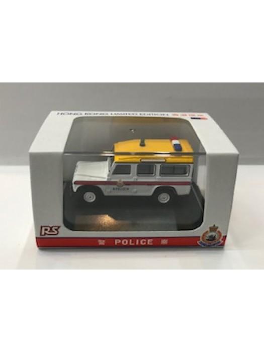 76DEF016HH3 HONG KONG POLICE CAR (HONG KONG LIMITED EDITION)  4897077242251