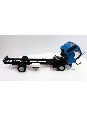 H43ISZ002B 1/43 ISUZU TRUCK  出廠車 (藍色) 4897077242299