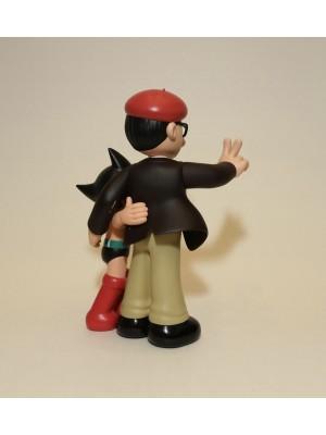 TZKV-018 手塚治虫 Tezuka Osamu & 小飛俠阿童木 ATOM  19cm高