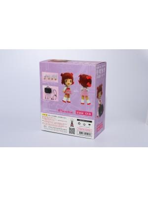 TZKA-003 The Tezuka's Series - Alloy Toy Figure - 蓓蓓 Pinoko & Medical 4897077245979