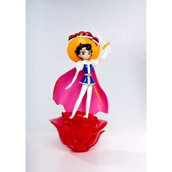 TZKA-005 The Tezuka's Series - Alloy Toy Figure -藍寶石王子 Princess Knight - STD 4897077245993