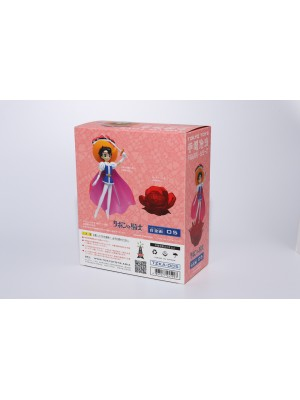 TZKA-005 The Tezuka's Series - Alloy Toy Figure -藍寶石王子 Princess Knight - STD 4897077245993