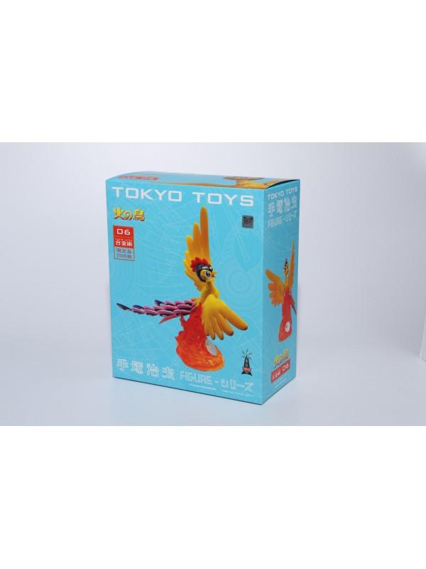 TZKA-006 The Tezuka's Series - Alloy Toy Figure -火之鳥 Phoenix - Q Fly 4897077246006