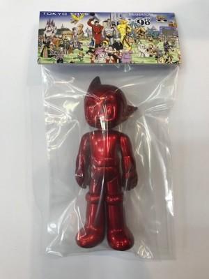 小飛俠阿童木 - 立正 (金屬紅) (135mm)