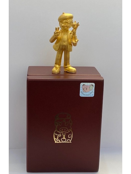 手塚治虫Tezuka Osamu 90TH 紀念特別版 24K 5.3cm - 預訂