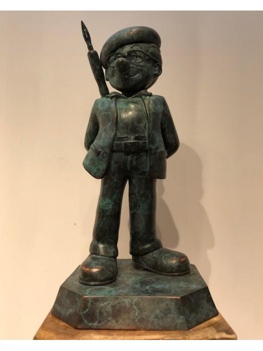 手塚治虫90週年紀念銅像 (240mm)