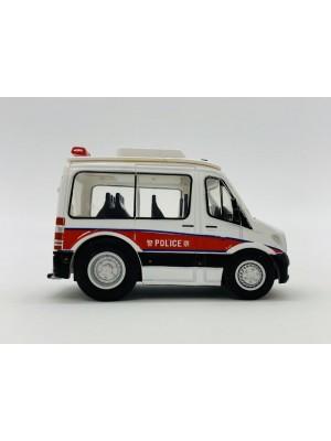 HQB001 - HHQ 香港警車 4897077249397