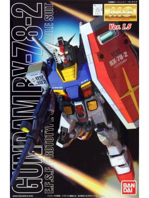 Bandai MG 1/100 Gundam RX-78-2 4902425763729