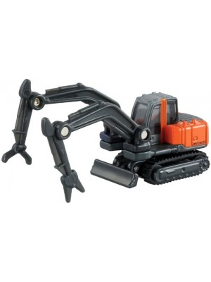 TOMICA NO.065 HITACHI DOUBLE ARM WORKING MACHINE ASTACO 4904810333654