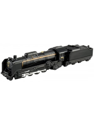 TOMICA NO.135 D51 498 STEAM LOCOMOTIVE 4904810334095
