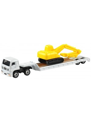 TOMICA NO.137 ISUZU GIGA LOW CARRIER 4904810334156