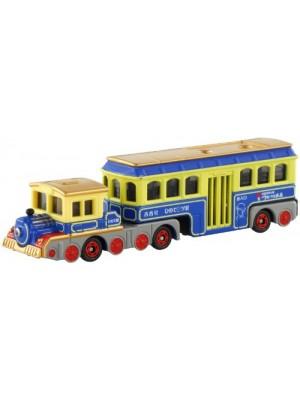 TOMICA NO.138 LOCOMOTIVE BUS SEISHUN-GO 4904810334163