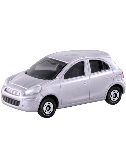 TOMICA NO.012 NISSAN MARCH 4904810359623