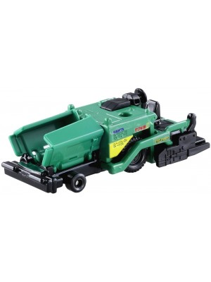 TOMICA NO.002 HANTA MACHINERY ASPHALT FINISHER F1741W3 4904810392316