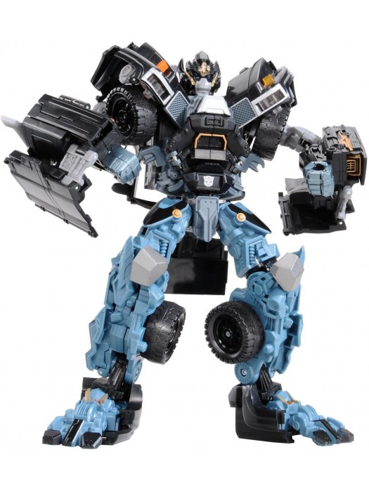 Transformers the Movie DA16 Ultimate Ironhide