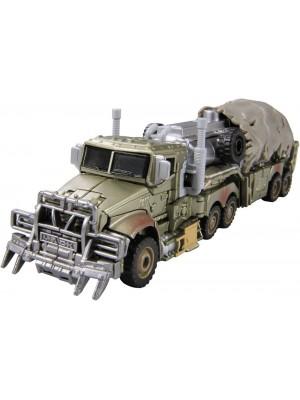 Transformers Chronicle CH-02 G1 Megatron and DOTM Movie Megatron