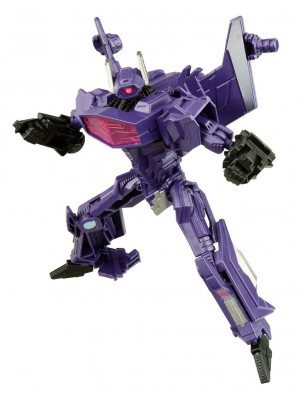 Transformers Prime AM-29 Shockwave