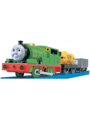 Thomas & Friends  TS-06 Percy Thomas (Tomica PlaRail Model Train)