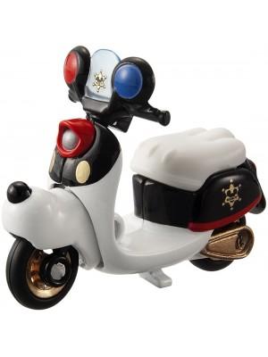DISNEY MOTORS DM04-CHINCGIM PATROL  BIKE MICKEY 4904810463573