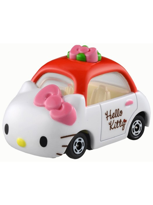 DREAM TOMICA HELLO KITTY 4904810466383