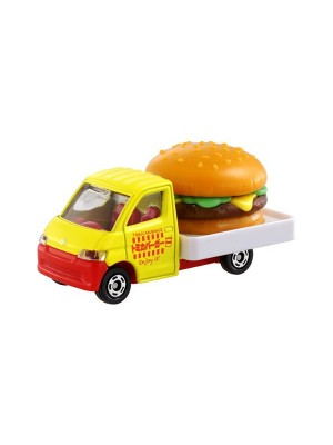 TOMICA NO.054 TOYOTA TOWNACE HAMBURGER CAR 4904810467472