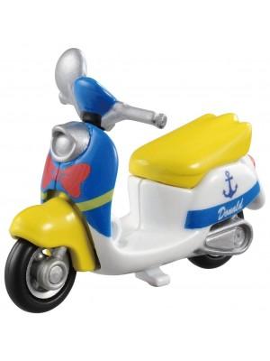 DISNEY MOTORS DM-19 Chimuchimu Donald Duck 4904810483878
