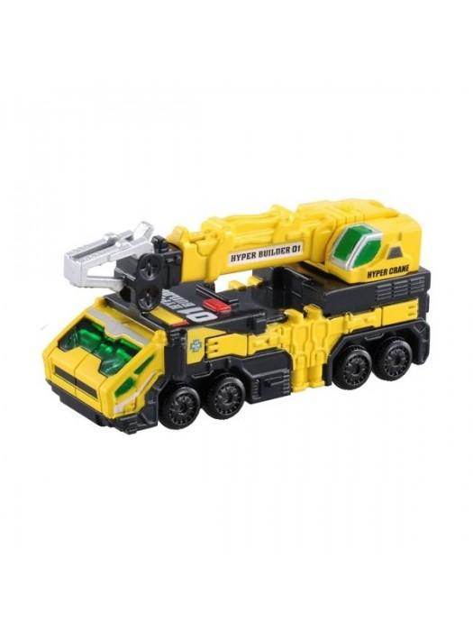 Dream Tomica Hyper Builder No.1  4904810486480