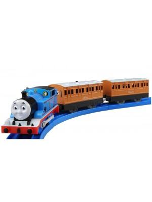 Thomas & Friends OT -01 talkative Thomas (Tomica PlaRail Model Train)