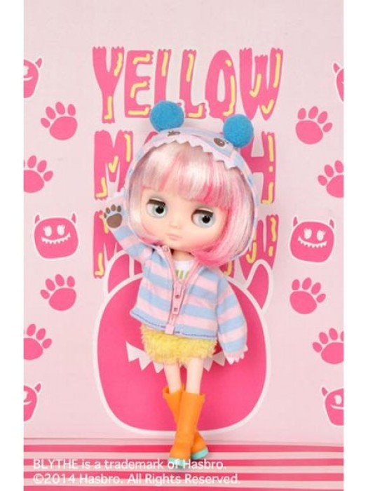 Blythe middie Blythe shop limited doll yellow Marshmallow 4904810495734