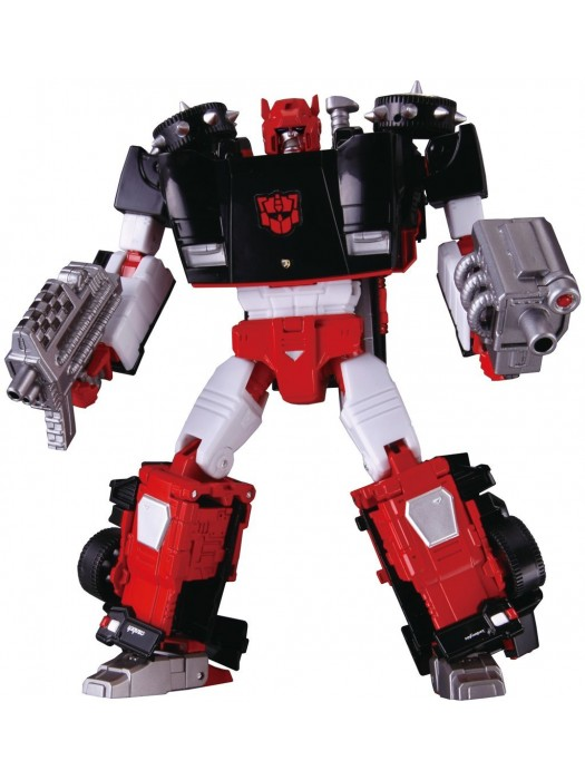 Transformers Masterpiece MP-12G Ranboru G2 version
