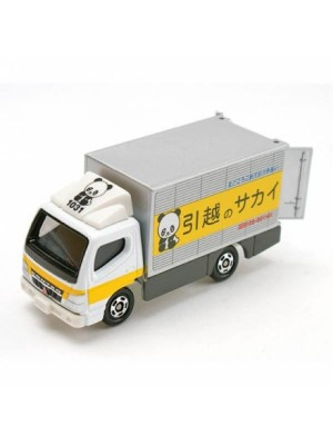 TOMICA NO.029 MITSUBISHI CANTER TRUCK 4904810639619