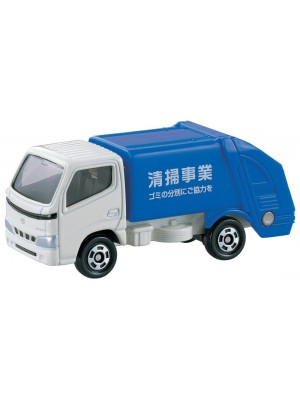 TOMICA NO.045 TOYOTA DYNA REFUSE TRUCK 4904810741374