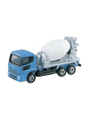 TOMICA NO.053 NISSAN DIESEL QUON MIXER CAR 4904810742241