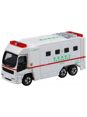 TOMICA NO.116 SUPER AMBULANCE 4904810785439
